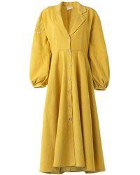 LITTLE THINGS STUDIO Bay Dress - Yellow