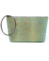 Thacker NYC - Large Ring Pouch In Neon Iridescent - Lyst