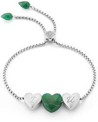 LMJ - Luv Me Green Aventurine Bracelet - Lyst