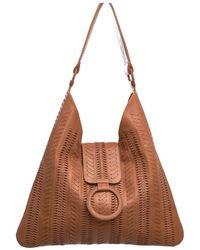 Lilla Lane Sayang Bombay Camel Shoulder Bag - Brown
