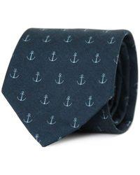 Tom Astin - Ahoy! Necktie - Lyst
