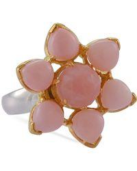Emma Chapman Jewels - Coachella Pink Opal Ring - Lyst