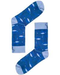 Aloha From Deer - Under The Sea Cotton Socks - Lyst