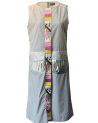 ARSHYS Shift Dress - Gray