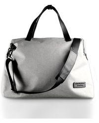 Charlie Baker London - Hamburg Weekend Light-weight Travel Bag Grey - Lyst
