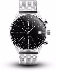 About Vintage | 1957 Chronograph Mesh Band | Lyst