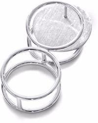 J.Y. GAO - Eclipse Ring - Lyst
