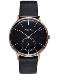 ADEXE Watches | Freerunner Grande Black & Rose Gold | Lyst