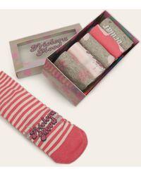 Women'secret Pack 6 calcetines La Vecina Rubia - Multicolor