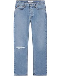 Won Hundred Rob Ripped Jeans - Blue