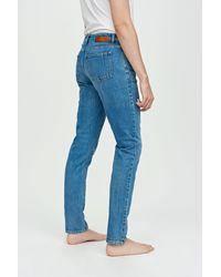 Won Hundred Dean B Jeans - Blue