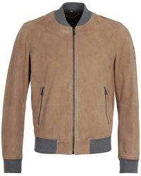 Belstaff Fallow Suede Harbour Jacket - Brown
