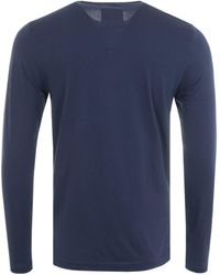 Luke 1977 Traff Long Sleeve T-shirt - Blue