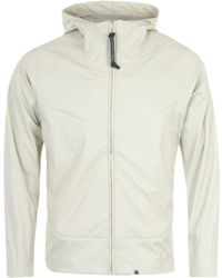 Pretty Green Radley Water Resistant Jacket - White