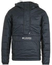 Columbia Lodge Pullover Jacket - Black