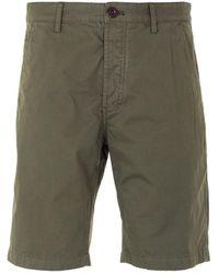 Pretty Green City Shorts - Natural
