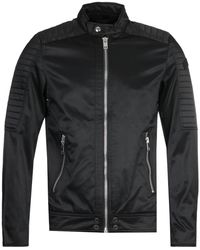 DIESEL J-shiro Giacca Jacket - Black