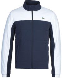 Lacoste Navy Track Jacket - Blue