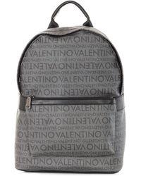 Valentino Futon Backpack - Grey