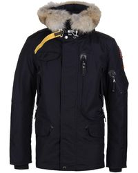 Parajumpers - Right Hand Navy Parka - Lyst