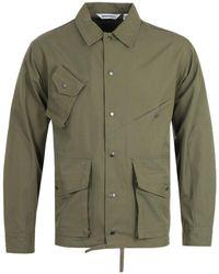 Uniform Bridge Canadian Fatigue Sage Green Jacket