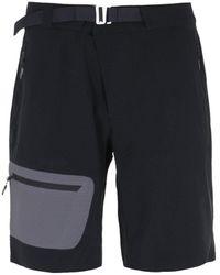 Columbia Titanium Black Shorts