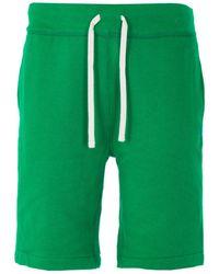 Polo Ralph Lauren Logo Sweat Shorts - Green