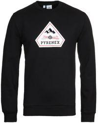 NEW MENS Pyrenex Sweatshirt Grey