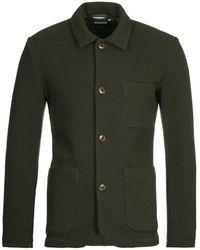 NN07 8416 Army Green Ben Blazer
