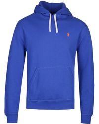 f98ba6c1 Royal Blue Pullover Hoodie