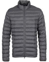 Barbour - Impeller Silver Padded Jacket - Lyst