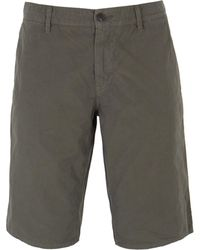 BOSS Orange - Slim Fit Shorts - Lyst