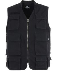 Edwin Tactical Vest - Black