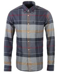 Barbour - John Tartan Button-down Shirt - Lyst