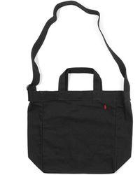 Polo Ralph Lauren Canvas Tote Bag - Black