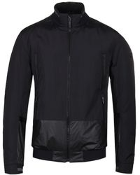 BOSS Athleisure Jonn Black Technical Jacket