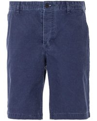 Pretty Green Nautical Shorts - Blue