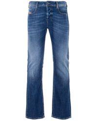 DIESEL Zatiny Bootcut Fit Jeans - Blue