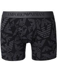 Armani Jeans - Black Boxer Briefs - Lyst