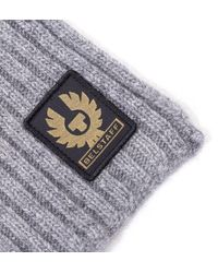 Belstaff Watch Wool Scarf - Grey