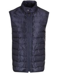 Michael Kors - Heatseal Midnight Quilted Gilet - Lyst