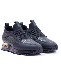 Mallet Archway 2.0 Trainers - Black