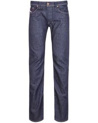 DIESEL Larkee Dark Blue Regular Jeans
