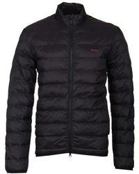 Barbour Penton Black Quilted Jacket