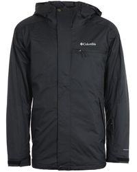 Columbia Valley Point Ski Jacket - Black