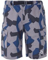 MA.STRUM Field Combat Shorts - Black
