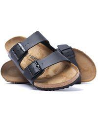 Birkenstock Arizona Footbed Sandals - Black