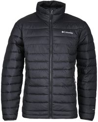Columbia Powder Lite Black Jacket
