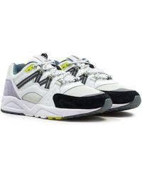 Karhu Fusion 2.0 Black & White Sneakers