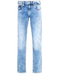 True Religion Geno Slim Fit Jeans - Blue